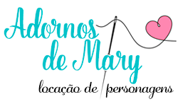 Adornos de Mary - Locação de Personagens